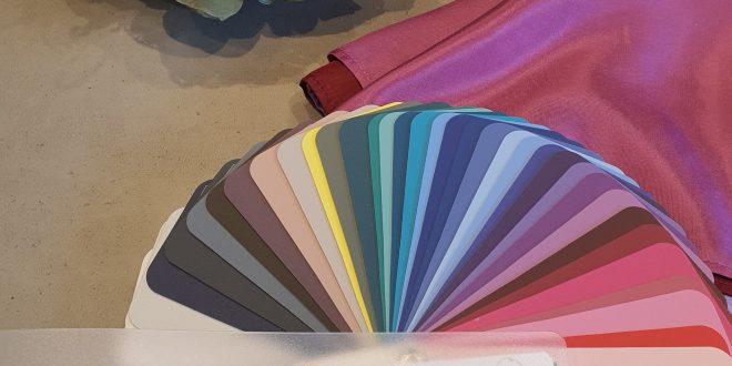Farbpass und Beratungstücher