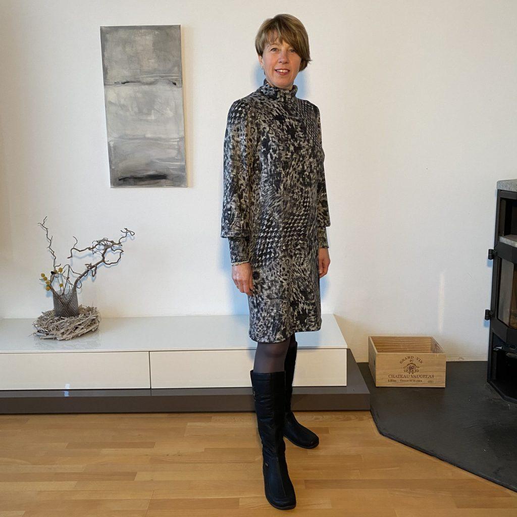 Kleid Daniella aus Strickstoff