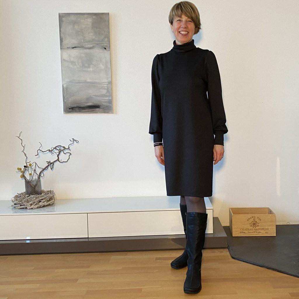 Kleid Daniella aus Romanitjersey